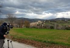 San Lorenzo in Campo ancora sotto i riflettori. Arrivano le telecamere del Tg Itinerante