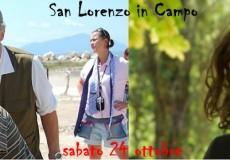 Capitale del cinema, San Lorenzo in Campo ospita i registi Marco Risi e Simone Massi