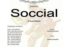 """La compagnia teatrale L'Aquilone presenta """"Soccial"""""""