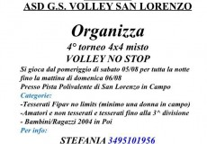 Torneo Volley No Stop