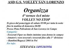 Torneo Volley No Stop